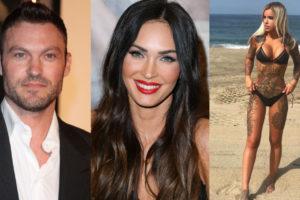 Brian Austin engata nova relação pouco menos de dois meses após divórcio com Megan Fox (Foto: Reprodução)