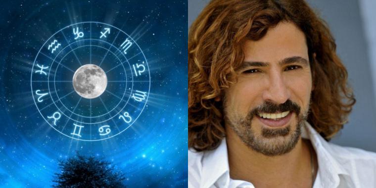 A terça 07 é marcada pelo aniversário do ator Leonardo Bricio, protagonista da novela Rei Davi que é do signo de Câncer (Foto: Reprodução)