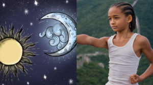 A quarta-feira 08 é marcada pelo aniversário de Jaden Smith, filho de Will Smith. O astro é do signo de Câncer (Foto: Reprodução)