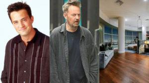 Matthew Perry, astro de Friends, dá desconto de R$ 43 milhões na venda de sua cobertura