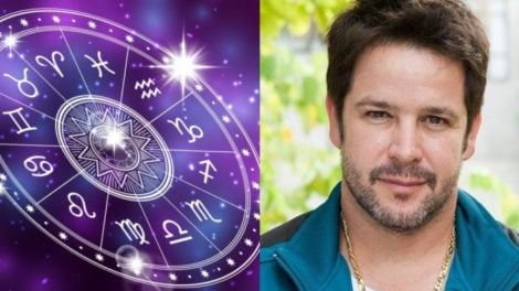 A segunda-feira 13 de julho é marcada pelo aniversário do ator Murilo Benício, artista que é do signo de Câncer (Foto: Reprodução)