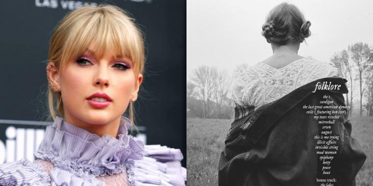 Taylor anuncia lançamento de seu novo álbum (Foto: Reprodução)