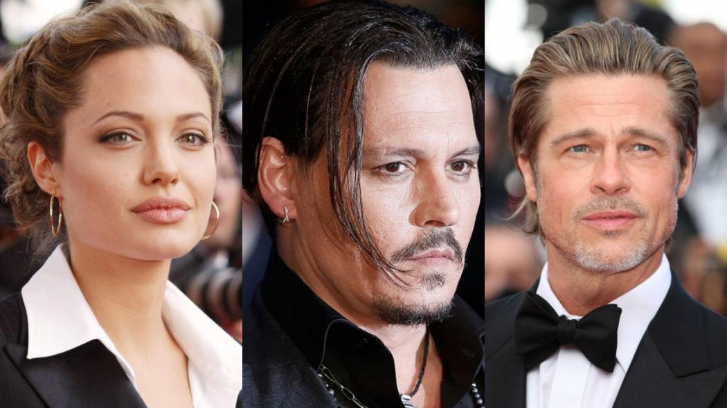 Affair entre Johnny Depp e Angelina Jolie é escancarado (Foto: Reprodução)