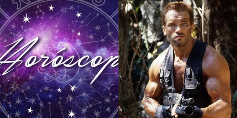 O aniversariante desta quinta-feira 30 é o ator Arnold Schwarzenegger, astro de Hollywood que é do signo de Leão (Foto: Reprodução)