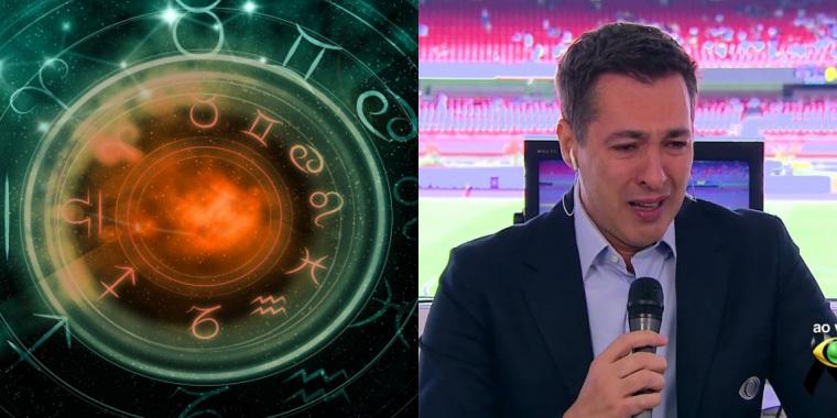 O aniversariante desta sexta-feira 31 é o jornalista e apresentador esportivo Nivaldo Pietro, artista que é do signo de Leão (Foto: Reprodução)