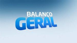 Apresentador apresentou a versão local do Balanço Geral (foto: reprodução)