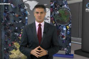 Thiago Moraes apresenta o Record News Investigação (foto: Reprodução/Record News)