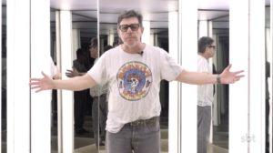 Jhonny Martins era diretor do Esquadrão da Moda há seis anos (foto: reprodução/SBT)