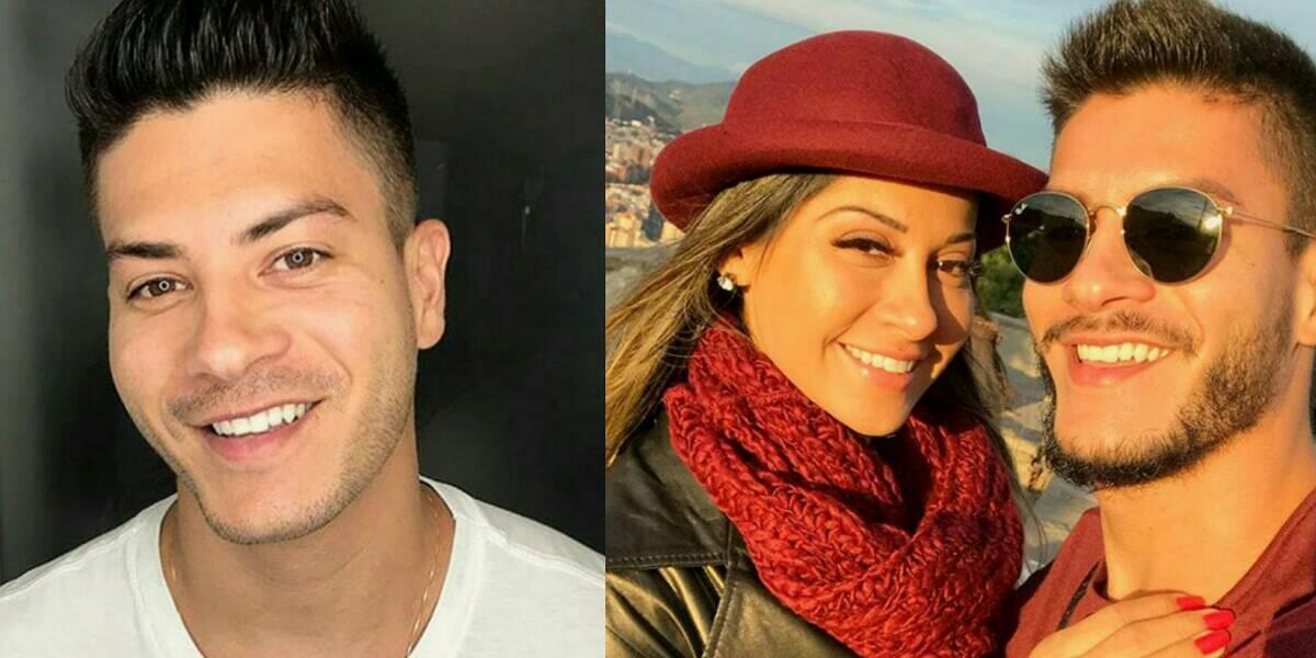 Mayra Cardi detonou Arthur Aguiar, ator se defende. (Foto: Divulgação)