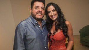 Bruno é casado com Marianne Rabelo (Foto: Reprodução)