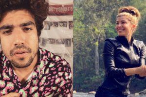 O casal de famosos Caio Castro e Grazi Massafera compartilharam momentos da viagem feita pelo casal (Foto: Reprodução/Instagram)