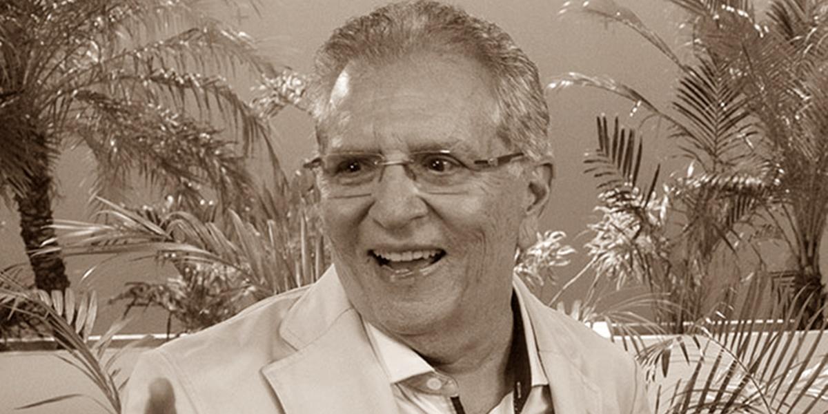 Carlos Alberto de Nóbrega teve os planos frustrados pelo SBT (Foto: Reprodução)