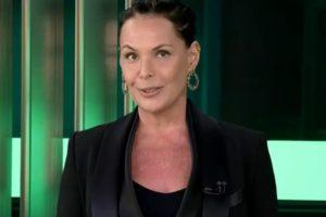 Carolina Ferraz está causando nos bastidores da Record, segundo jornalista (Foto: Reprodução)