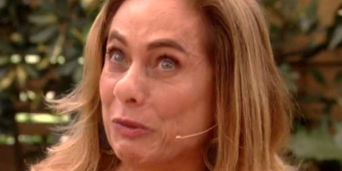 Globo Cissa Guimarães lembrou da morte do filho ocorrida há 10 anos atrás (Foto: Reprodução)