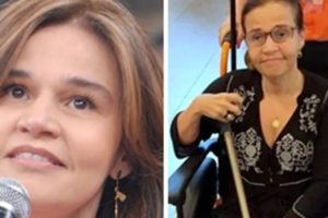 Claudia Rodrigues foi internada às pressas após aparecer em cama de hospital (Foto: Montagem/TV Foco)