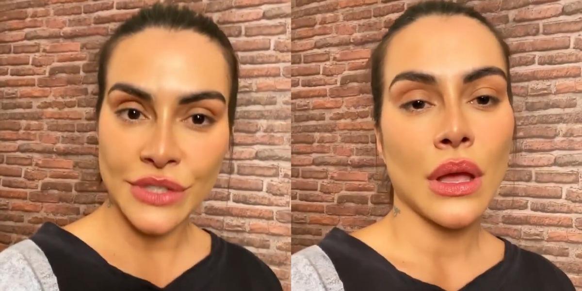 Cleo fala sobre relações tóxicas e revela relacionamento abusivo (Foto: Reprodução/Instagram)