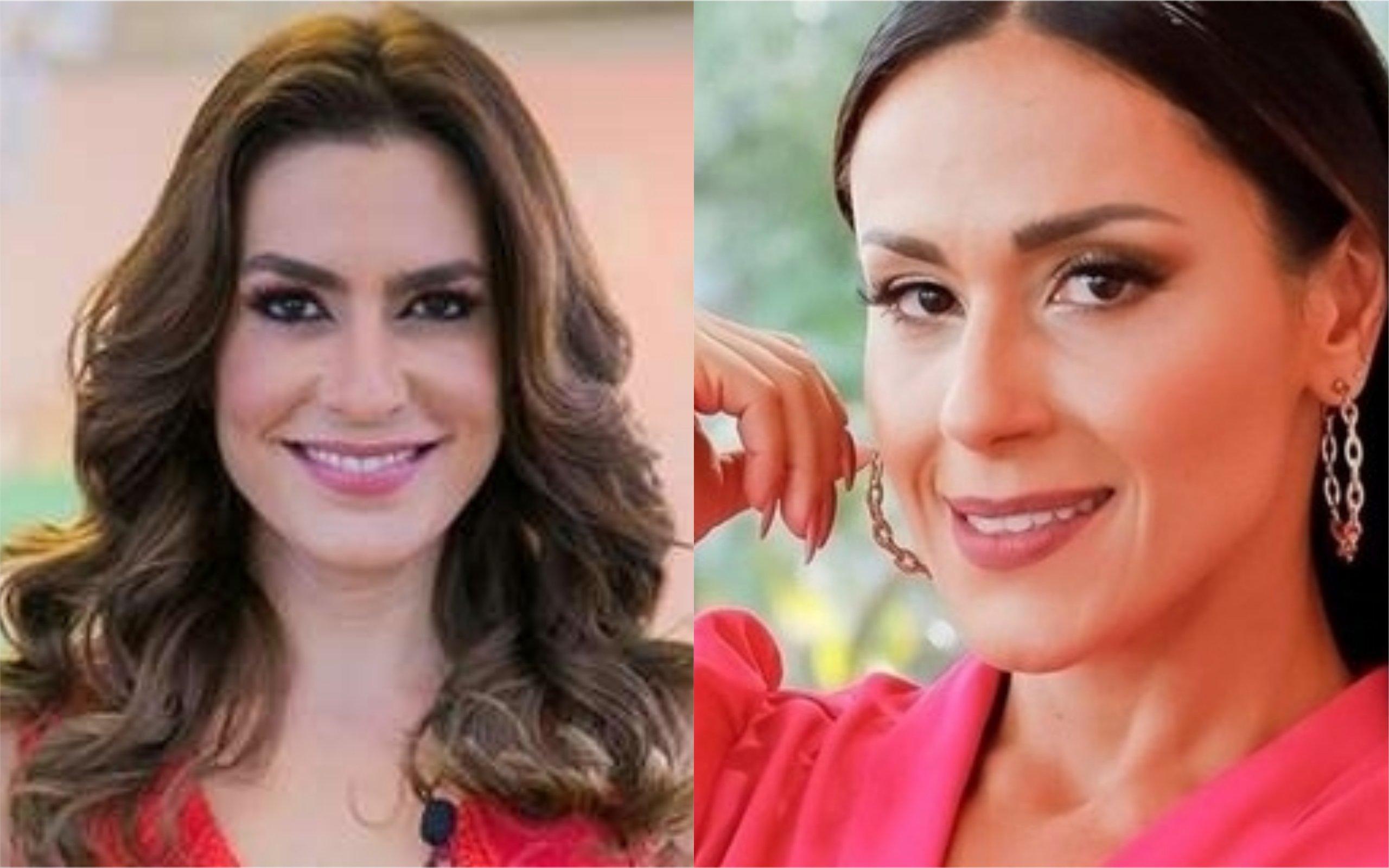 Ticiana Villas Boas e Nadja Haddad (Foto: Divulgação)