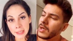 Mayra Cardi detonou Arthur Aguiar (Foto: Divulgação)
