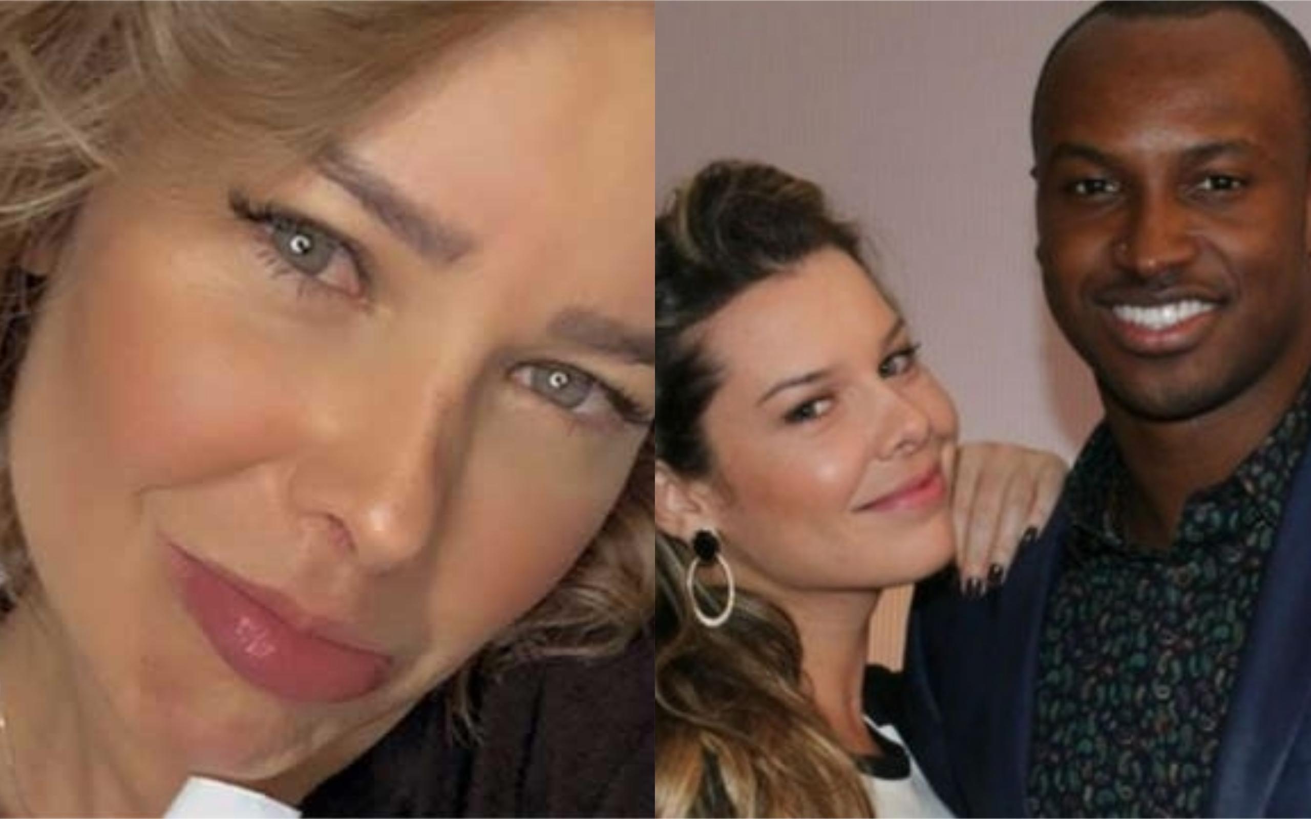 Fernanda Souza e Thiaguinho (Foto: Divulgação)