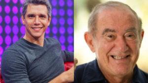 Globo já perdeu Marcio Garcia para a Record e surpreendeu com demissão de Renato Aragão (Foto: Divulgação)