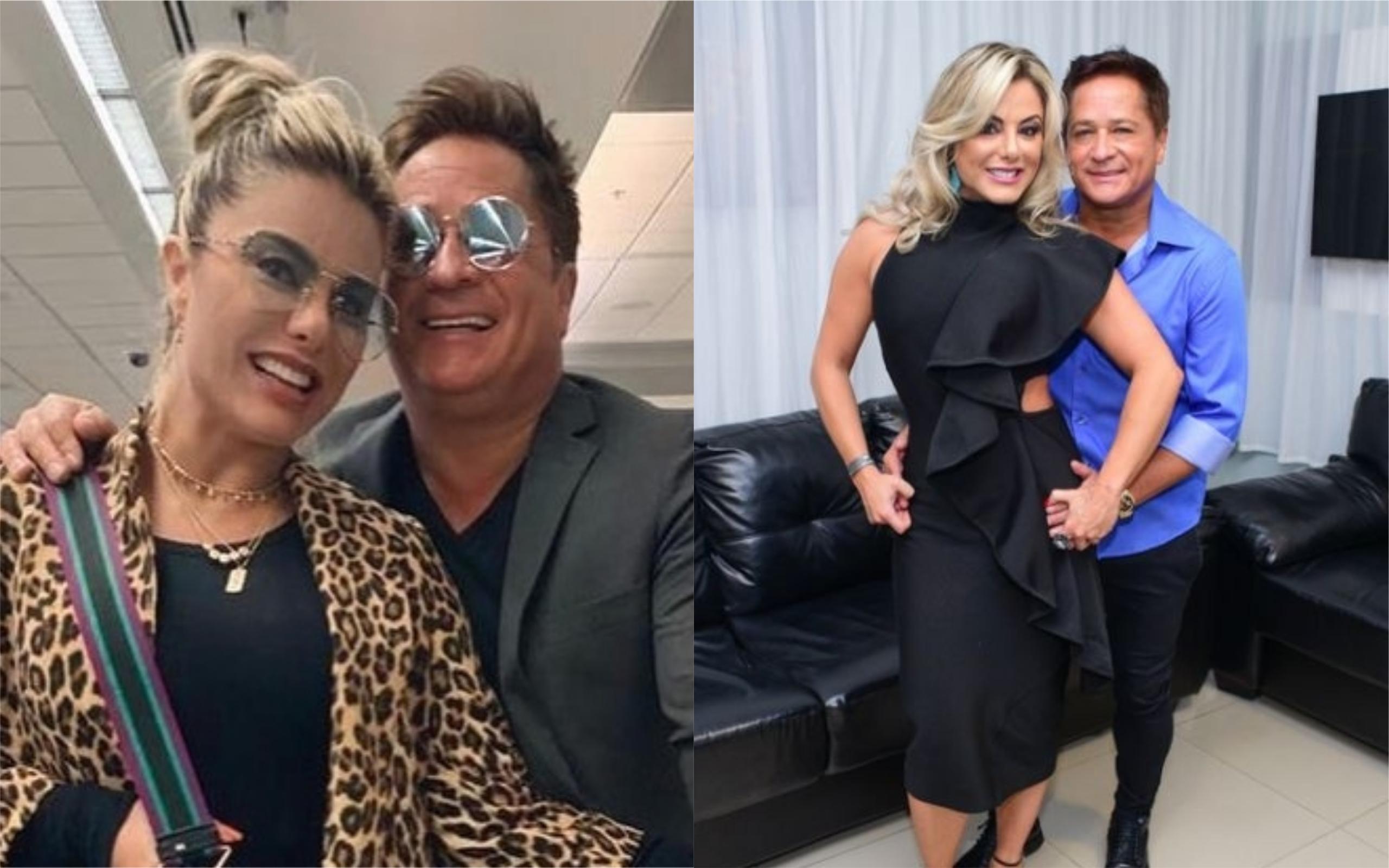 Poliana Rocha e Leonardo levam vida de luxo (Foto: Divulgação)