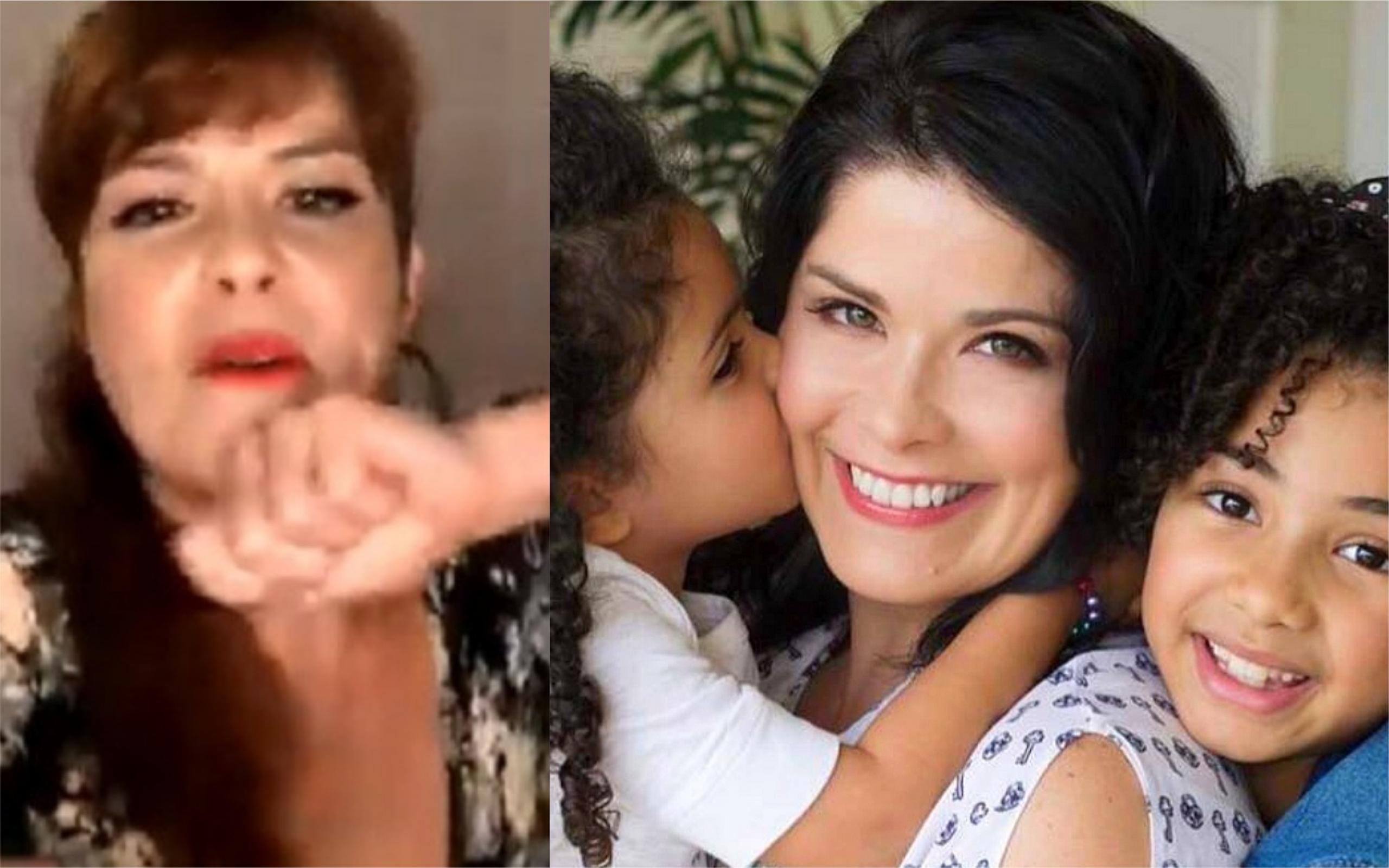 A ex atriz da Globo, Samara Felippo (Foto: Divulgação)