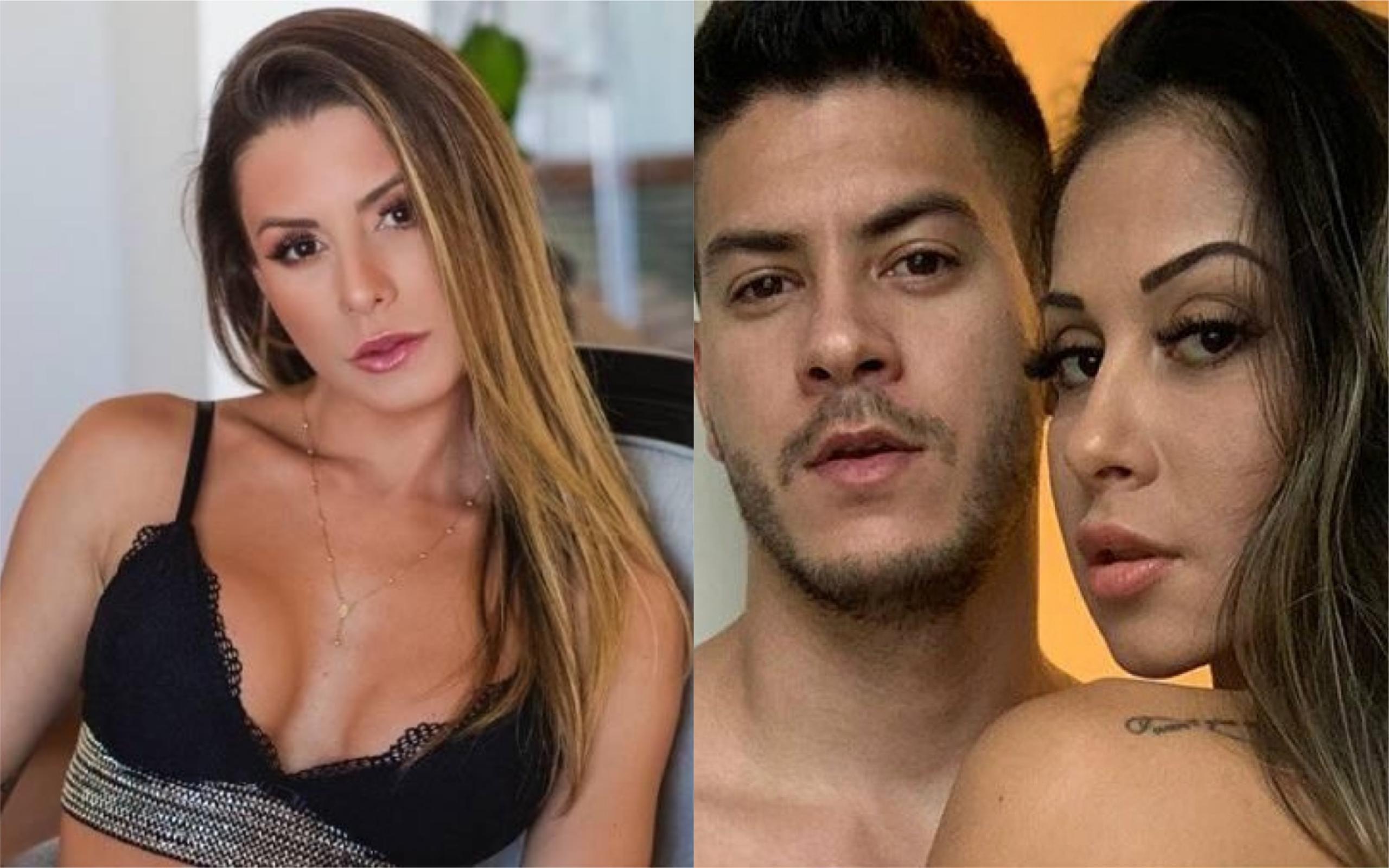 Aricia Silva falou sobre envolvimento com Arthur Aguiar, ex marido de Mayra Cardi (Foto: Divulgação)