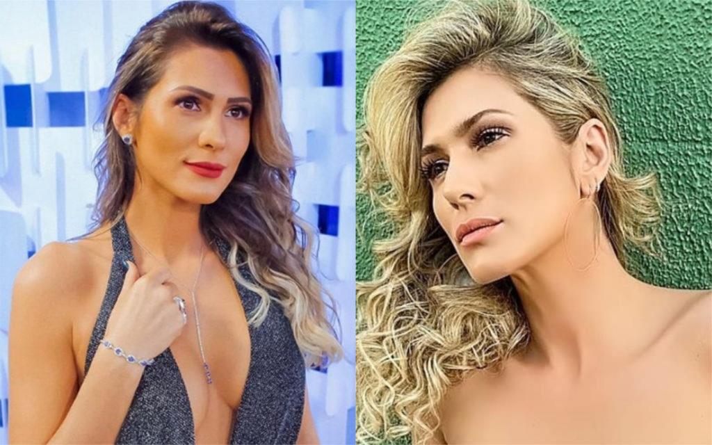 sbt A apresentadora Lívia Andrade (Foto: Divulgação)