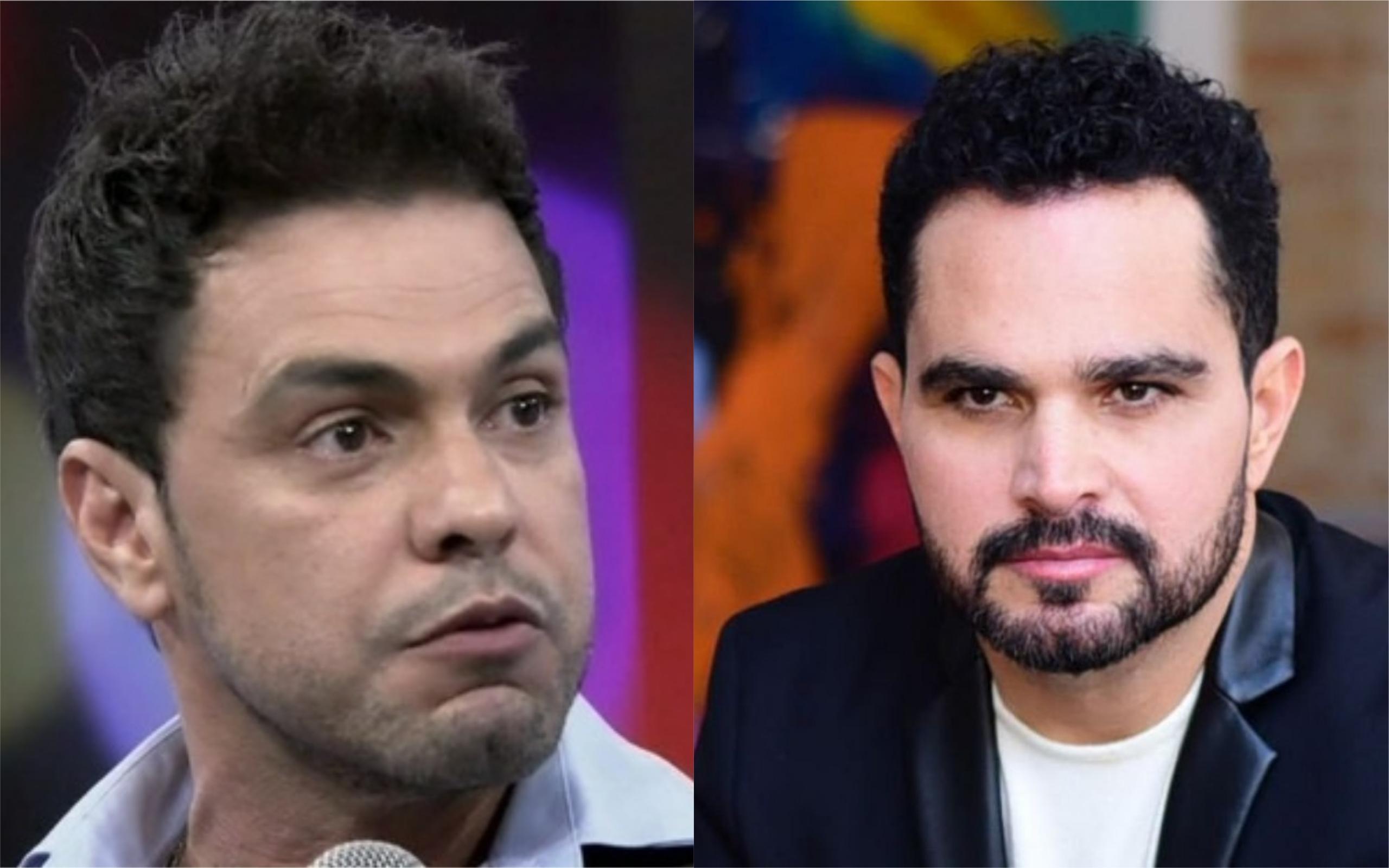 Zezé di Camargo e Luciano Camargo (Foto: Divulgação)