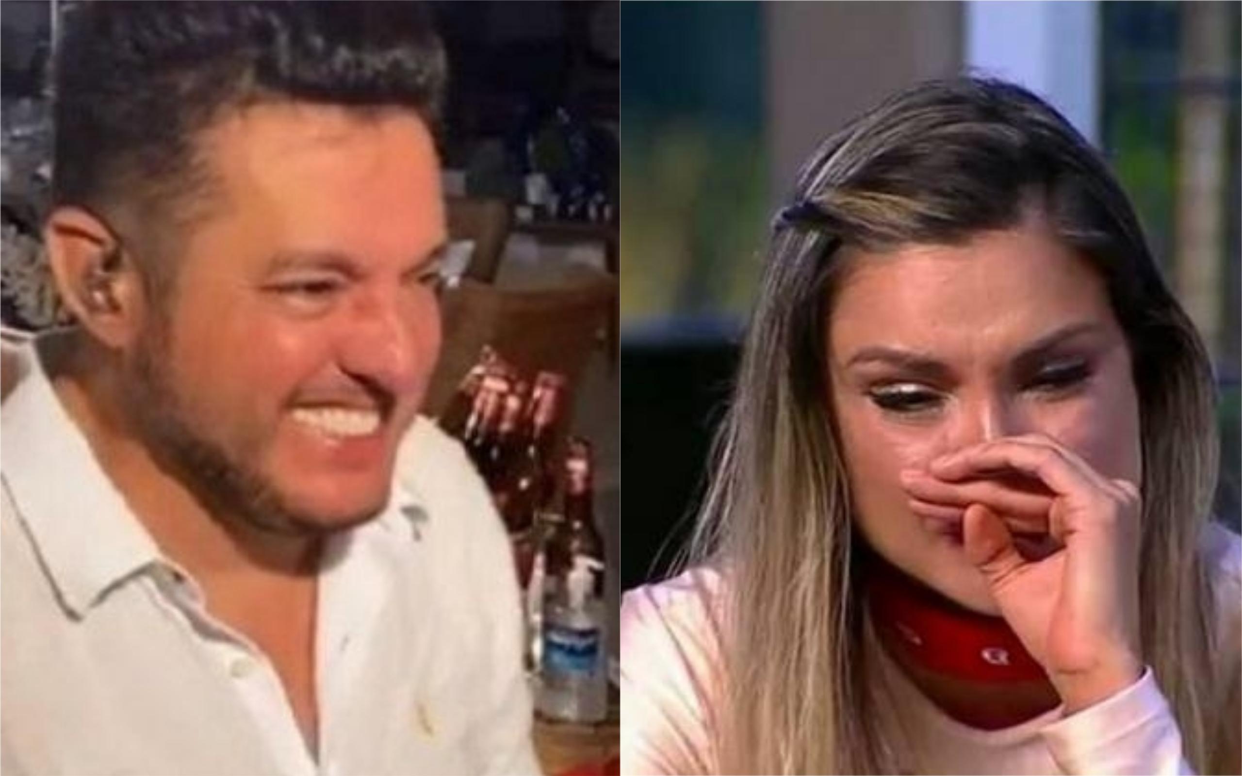 Bruno e Flávia Viana (Foto: Divulgação)