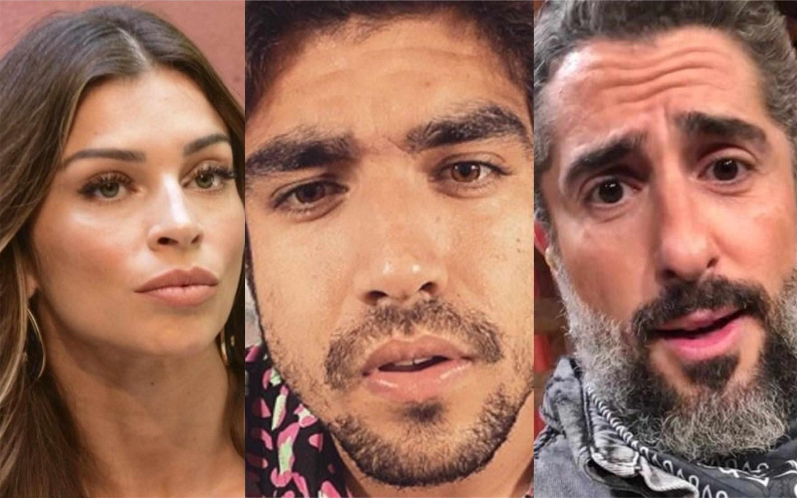 Grazi Massafera, Caio Castro e Marcos Mion (Foto: Divulgação)