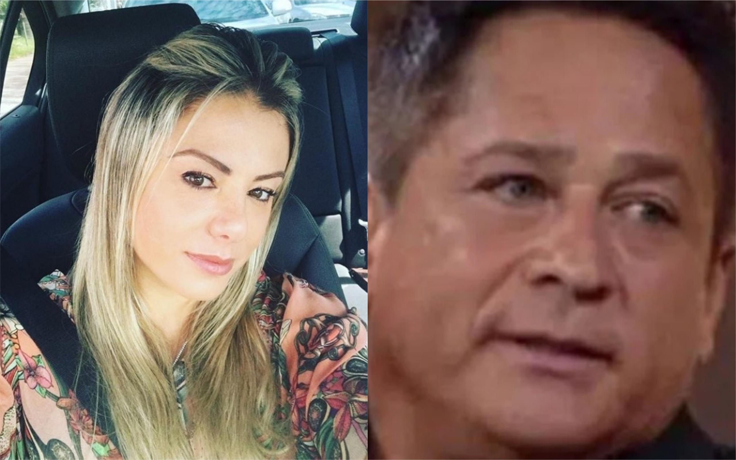 Poliana Rocha e Leonardo (Foto: Divulgação)