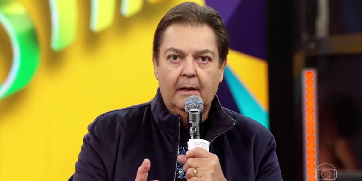 Faustão teve acidente nos bastidores do seu programa revelado por ex-diretor (Foto: Reprodução)