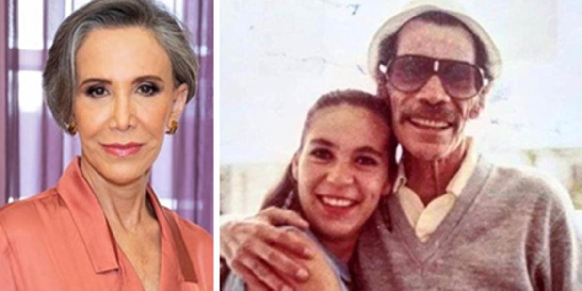 Filha de Ramón Valdés expôs mentiras de Florinda Meza (Foto: Reprodução)