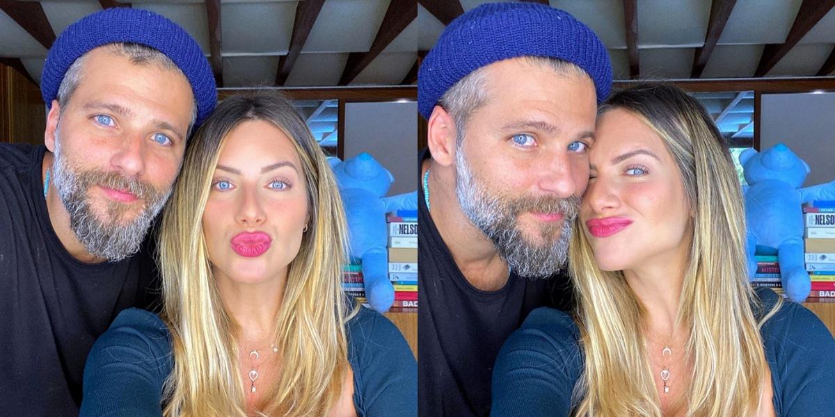 Em quiz sobre recém-nascidos Giovanna Ewbank e Brunno Gagliasso falam sobre preparativos para chegada de Zayn (Foto: Reprodução/Instagram)