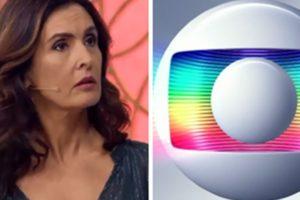 Programa de Fátima Bernardes invadiu programação do SporTV na TV Paga (Foto: Montagem/TV Foco)