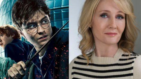 J.K. Rowling, autora de Harry Potter, cria guerra com com comunidade LGBTQ (Foto: Reprodução)