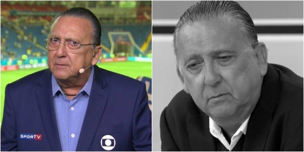 Galvão Bueno pode estar próximo de aposentadoria. (Foto: Montagem/Reprodução)