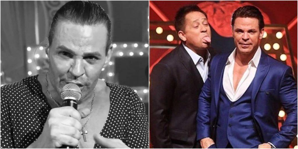 Eduardo Costa e Leonardo anunciaram separação na música. (Foto: Montagem/Reprodução)