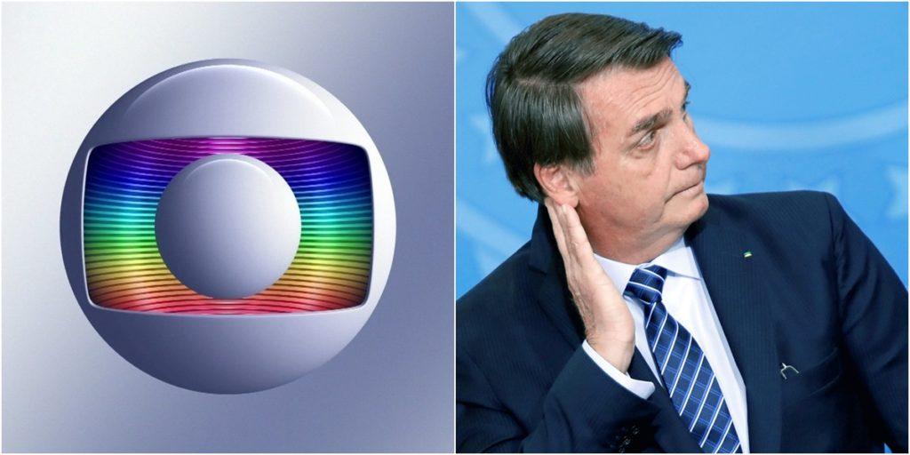 Medida Provisória de Bolsonaro que prejudica a Globo pode caducar. (Foto: Montagem/Reprodução)