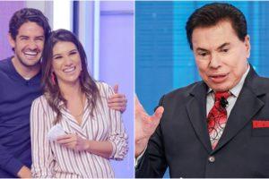 Alexandre Pato é marido de Rebeca Abravanel, filha de Silvio Santos. (Foto: Montagem/Divulgação)