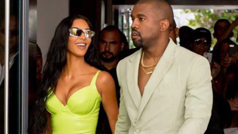 Kim Kardashian revela desejo de se tornar primeira dama (Foto: Reprodução)