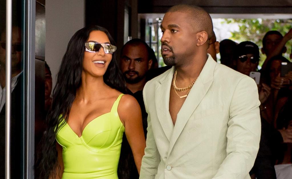 Kim Kardashian diz que não sabe mais o que fazer para salvar o casamento com Kanye West (Foto: Reprodução)