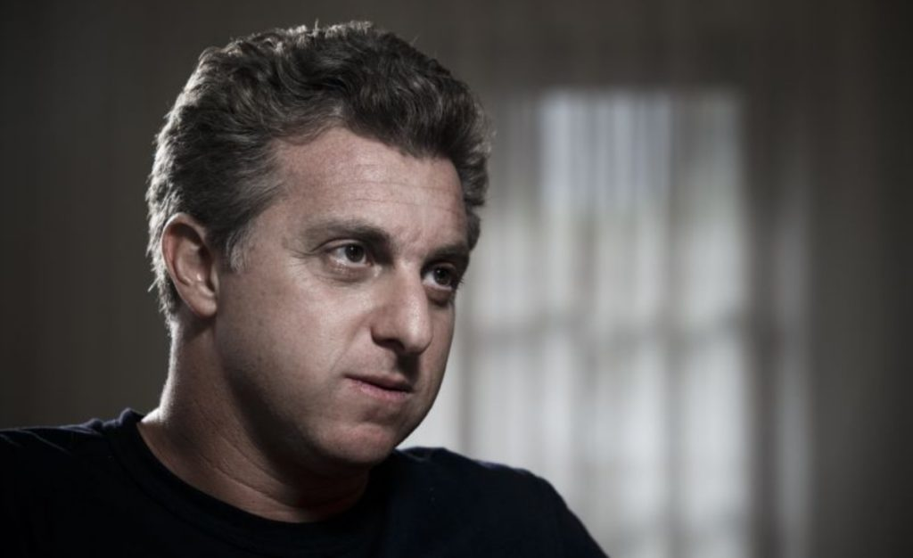 Luciano Huck do Caldeirão na Globo (Foto: Reprodução)