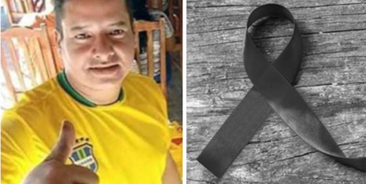 Léo Marrone morreu vítima do coronavírus (Foto: Montagem)