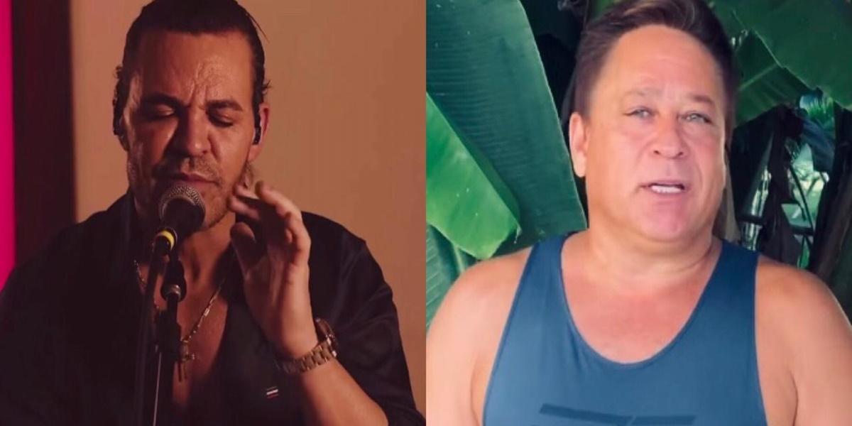 Leonardo e Eduardo Costa não são mais sócios (Foto: Reprodução)