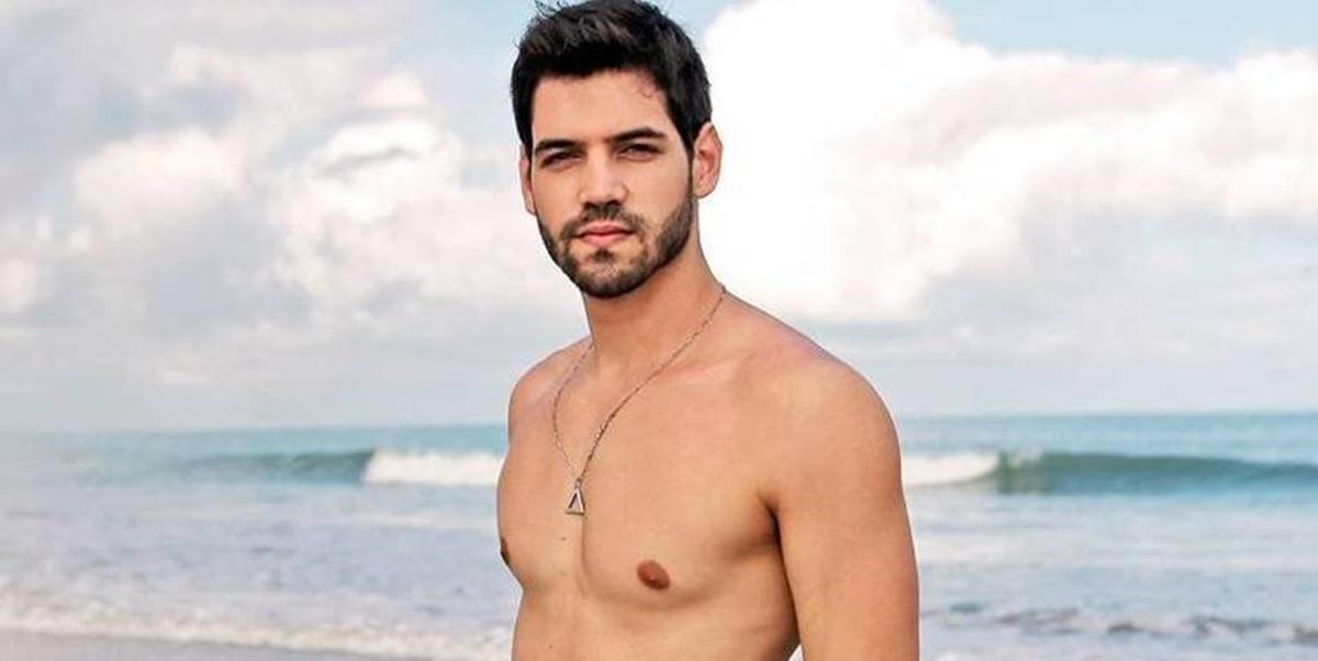 Leonardo Lacerda fala sobre sexo em reality da MTV (Foto: Reprodução)