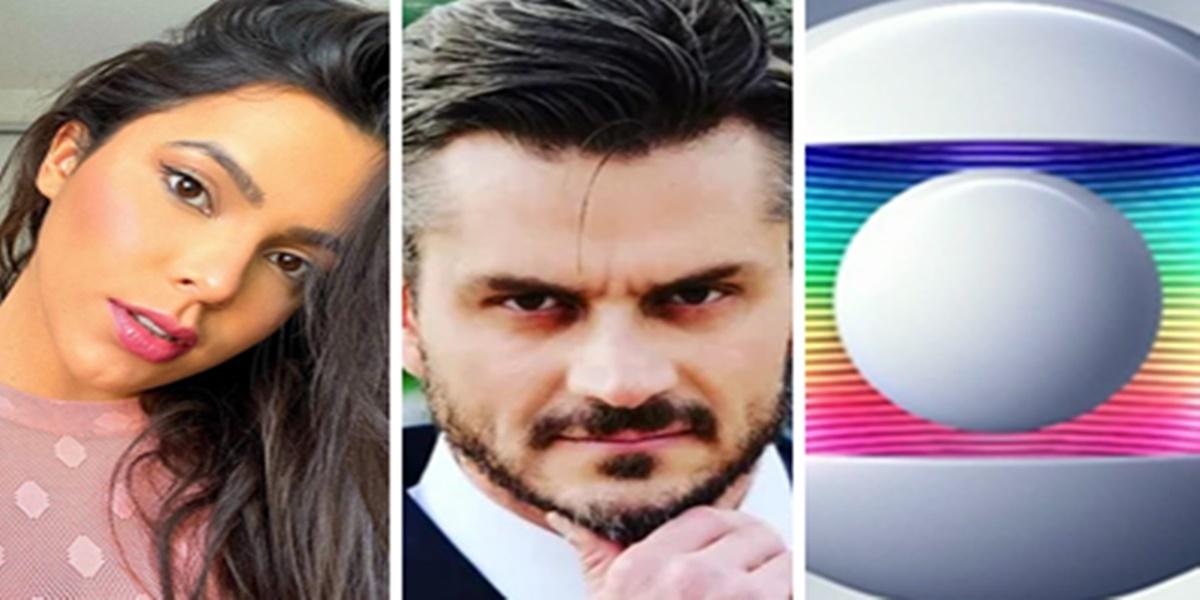 Marcos Harter falou sobre Emilly Araújo e processo contra a Globo (Foto: Montagem/TV Foco)