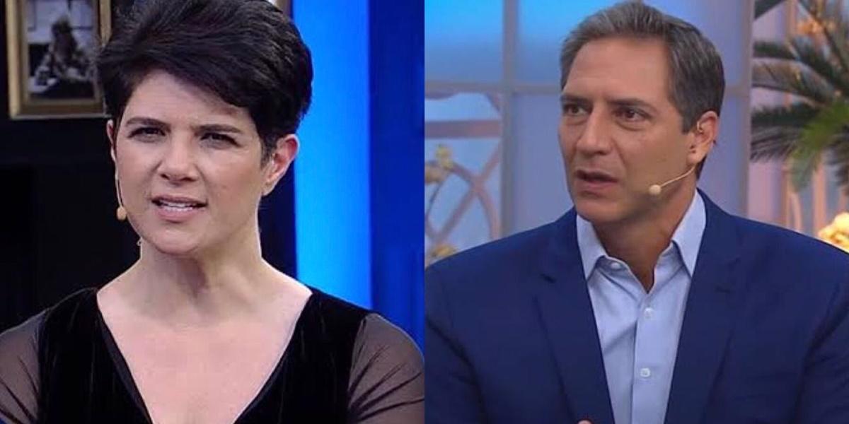 Mariana Godoy, Luís Ernesto Lacombe