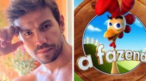 Mariano é confirmado no reality rural da Record (Foto: Montagem/TV Foco)
